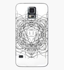 PercentumCropCircles Case/Skin for Samsung Galaxy