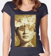 Golden Ipenema Women's Fitted Scoop T-Shirt