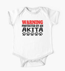 Protected By An Akita Kids Clothes