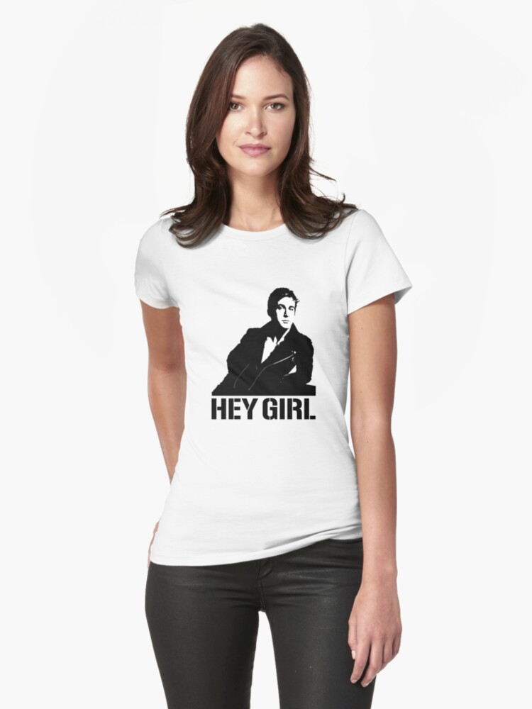 Hey Girl by AlyssaSbisa