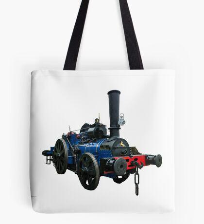 Blue Circle  Tote Bag