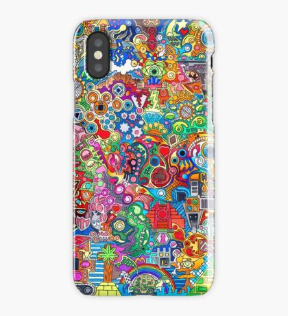 Rapt iPhone Case