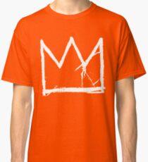 Basquiat King Crown Classic T-Shirt