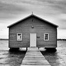 Crawley Edge Boatshed - Perth WA by Daniel Carr