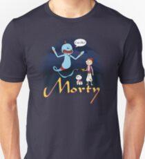 Rick and Morty Aladdin Parody T-Shirt