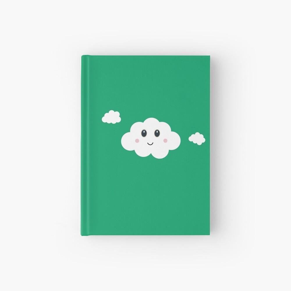 Happy Cloud Cuaderno de tapa dura