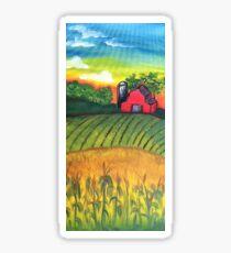 Farmscape Sticker