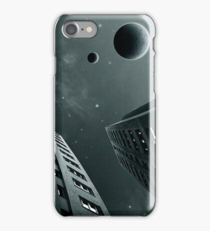 city 7 iPhone Case/Skin