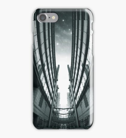 city 11 iPhone Case/Skin