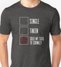 Supernatural relationship status T-Shirt