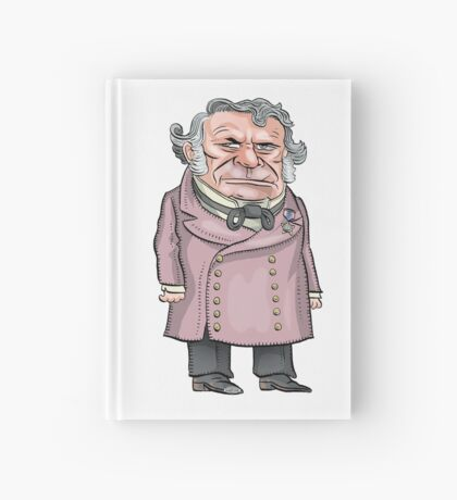 President Zachary Taylor Hardcover Journal