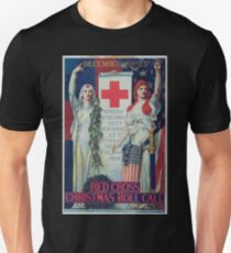 Red Cross Christmas roll call December 16th to 23rd 002 Unisex T-Shirt