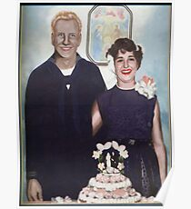 MOM AND DAD WEDDING Poster