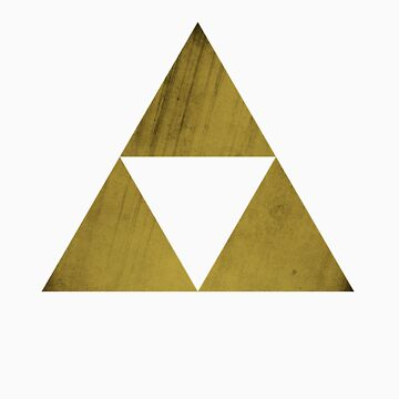 The Triforce by RandyOlson