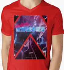 Electronic Rumors: Triangles Men's V-Neck T-Shirt