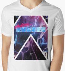 Electronic Rumors: Triangles Mens V-Neck T-Shirt
