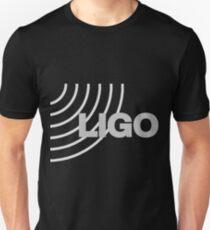 LIGO Logo for Dark Backgrounds T-Shirt