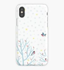 Bullfinches iPhone Case/Skin