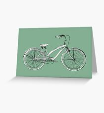 cruisers Greeting Card
