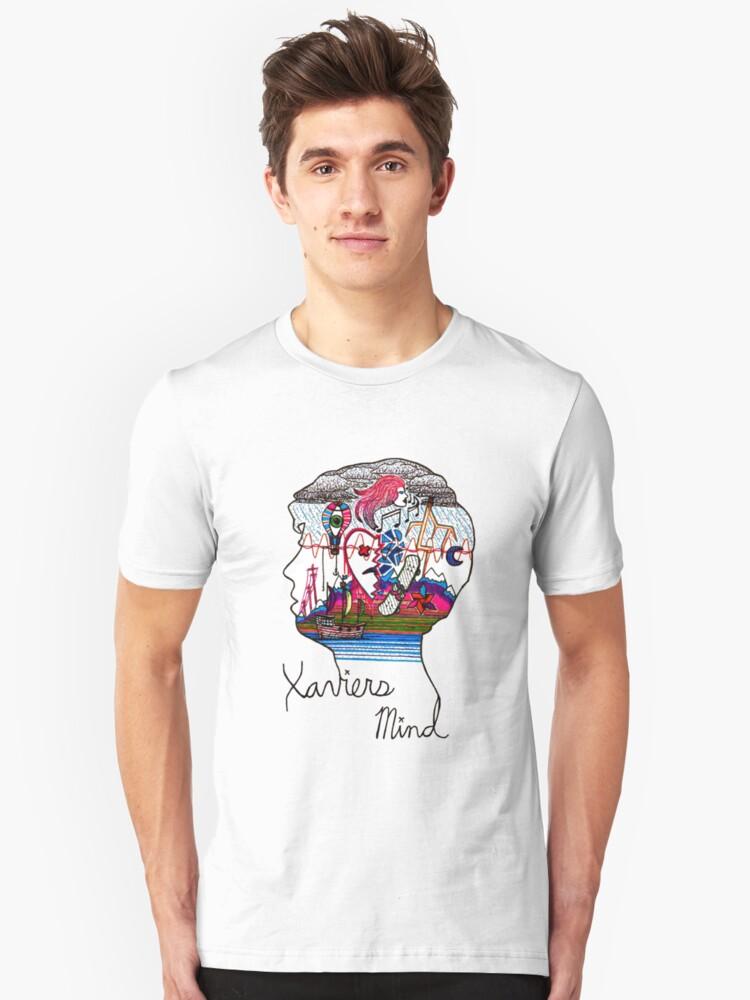 Xavier's Mind by illPlanet