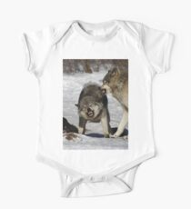 Back off! - Timber Wolf Kids Clothes
