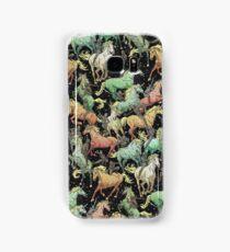 Ninjas+Unicorns Samsung Galaxy Case/Skin