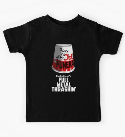 Full Metal Thrashin' Kids Clothes