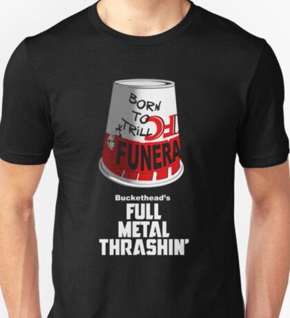 Full Metal Thrashin' T-Shirt