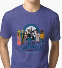 GTAS: Six Seasons and a Movie Edition Tri-blend T-Shirt