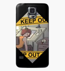 Keep Out! Case/Skin for Samsung Galaxy