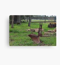 Equipment  Canvas Print
