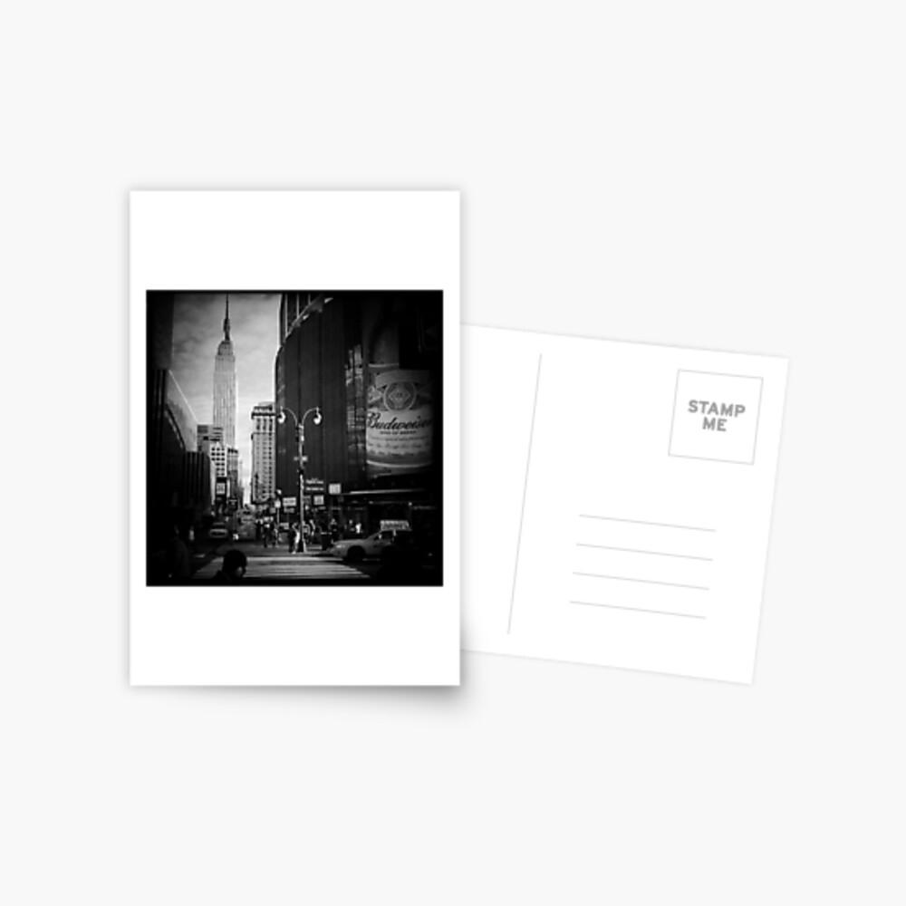 Empire & The Garden Postcard