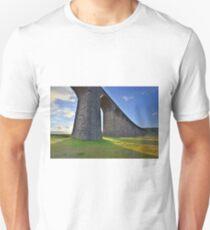 Yorkshire: Evening Light at Ribblehead Unisex T-Shirt