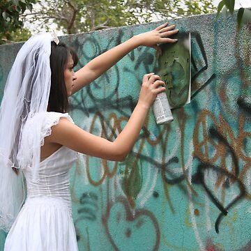 Bride Graffiti by zangetsuBankai