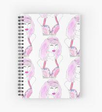 Cuaderno de espiral Nicki Minaj Minajesty Illustration - Coloured - FANART