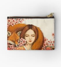 Red Fox Totem. Studio Pouch