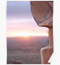 The Sculptures - Broken Hill Poster