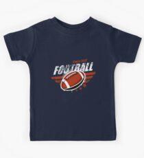 Vintage American Football Kids Tee