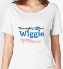 Bradley Wiggins - tour de france Women's Relaxed Fit T-Shirt