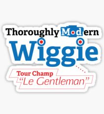 Bradley Wiggins - tour de france Sticker