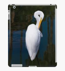 Oh Yea right there iPad Case/Skin