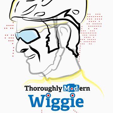 Bradley Wiggins - tour de france - Tour champion by mateyboy