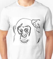 Year of the Monkey 2016 : Chinese Zodiac Sign  Unisex T-Shirt