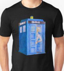Doc and his Tardis T-Shirt