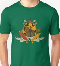 Bear & Bird Crest Unisex T-Shirt