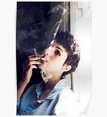 Mm more cigar Poster