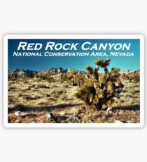 Red Rock Canyon National Conservation Area Sticker