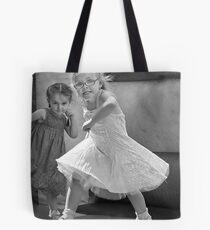 Kid with Attitude Tote Bag