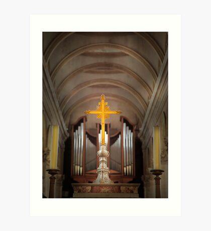 Basilica of Notre-Dame  Art Print