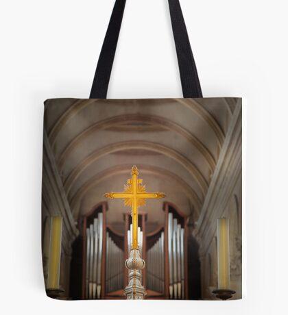 Basilica of Notre-Dame  Tote Bag